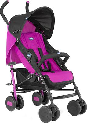 Фото - Коляска-трость Chicco Echo stroller с бампером Ibiza коляска трость chicco snappy ladybug