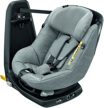 Автокресло Maxi-Cosi Axiss Fix Nomad Grey (61см-105см) 8020712110 автокресло maxi cosi maxi cosi автокресло axiss fix river blue