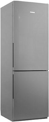 Фото - Двухкамерный холодильник Позис RK FNF-170 серебристый ручки вертикальные холодильник pozis rk fnf 170 bg вертикальные ручки