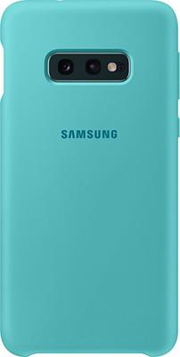Чехол (клип-кейс) Samsung S 10 e (G 970) SiliconeCover green EF-PG 970 TGEGRU