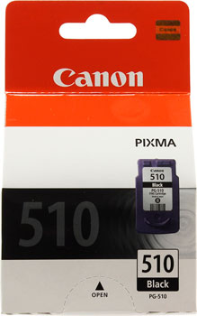 Картридж Canon PG-510 2970 B 007 Чёрный цена