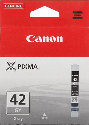 Фото - Картридж Canon CLI-42 GY 6390 B 001 Серый утюг braun si 3054 gy