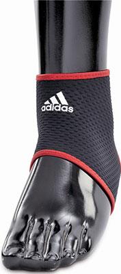 Фиксатор для лодыжки Adidas ADSU-12212 размер S/M худи женское adidas fl prime hoodie цвет синий du1304 размер m 48
