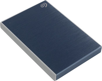 Внешний жесткий диск (HDD) Seagate 2TB LIGHT BLUE STHN2000402 внешний жесткий диск lacie stfr2000800 2tb rugged mini usb c 2 5