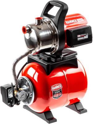 Насос Hammer NST900B красный цены