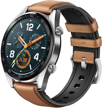 Часы Huawei WATCH GT FTN-B19 Steel Grey
