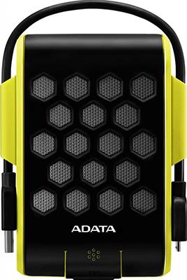 Внешний жесткий диск (HDD) A-DATA USB 3.0 2Tb AHD720-2TU31-CGN HD720 DashDrive Durable (5400rpm) 2.5'' зеленый