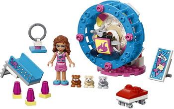 цена на Конструктор Lego Игровая площадка для хомячка Оливии 41383
