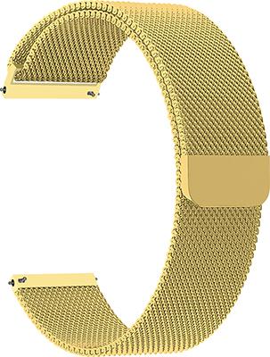 цена на Ремешок для часов Lyambda универсальный для часов 20 mm CAPELLA DS-GM-01-20-GL Gold
