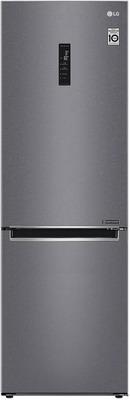 Двухкамерный холодильник LG GA-B 459 MLSL графитовый двухкамерный холодильник lg ga b 459 sqcl белый