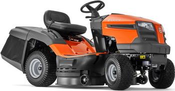 Трактор садовый Husqvarna TC 138M 9605101-78 все цены
