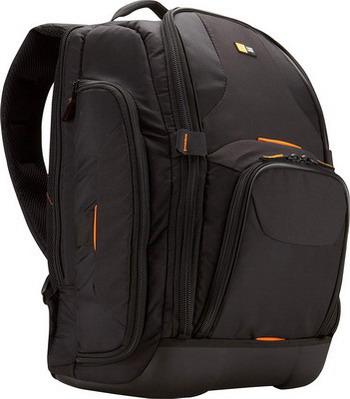 Фото - Рюкзак для фотокамеры Case Logic SLRC для DSLR-камеры (SLRC-206 BLACK) рюкзак женский orsoro ds 987 2 синий