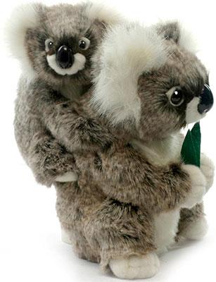 Мягкая игрушка Hansa Creation 2728 Коала с детенышем 28 см цены онлайн