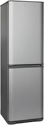 Двухкамерный холодильник Бирюса Б-M340NF металлик холодильник бирюса б m633 двухкамерный серебристый металлик