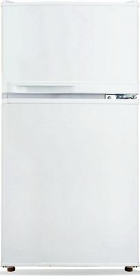 Двухкамерный холодильник Ginzzu FK-85 холодильник ginzzu nfk 510 gold glass
