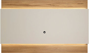 Фото - Панель для телевизора Manhattan LINCOLN 2.4 с LED подсветкой OFF-WHITE MATTE/ CINNAMON PA254251 1352 х 2404 х 82 варочная панель hotpoint ariston pcn 642 habk