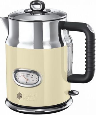 Чайник электрический Russell Hobbs Retro 21672-70 кремовый