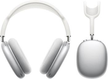 Фото - Беспроводные наушники Apple AirPods Max Silver Серебристый MGYJ3RU/A интегральный усилитель yamaha a s301 серебристый