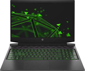 Ноутбук HP Pavilion Gaming 15-ec1066ur (22N76EA) black ноутбук hp pavilion gaming 15 ec1064ur 22n76ea black