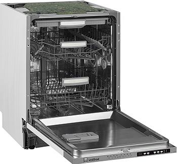 Полновстраиваемая посудомоечная машина Vestfrost VFDW 6041