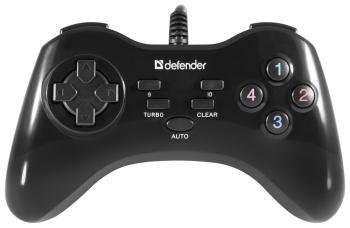 Геймпад Defender Game Master G2 USB 64258 цена 2017