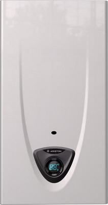 Газовый водонагреватель Ariston FAST EVO 14 C белый