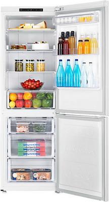 Двухкамерный холодильник Samsung RB 30 J 3000 WW цена