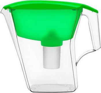 Кувшин Аквафор Лайн зеленый фильтр для воды аквафор лайн кувшин зеленый
