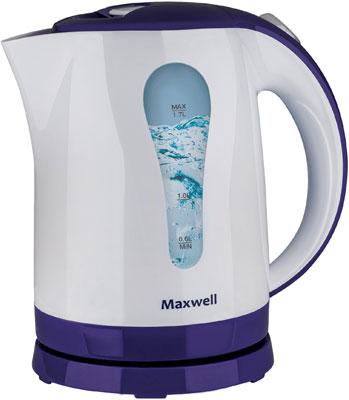 Чайник электрический Maxwell MW-1096 цена и фото