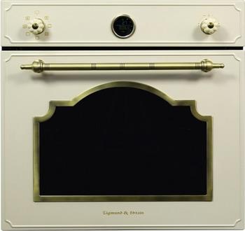 Встраиваемый электрический духовой шкаф Zigmund & Shtain, EN 130.922 X, Китай  - купить со скидкой