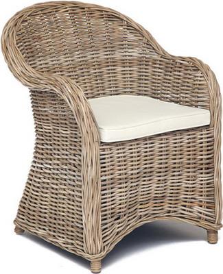 Кресло Tetchair Secret De Maison MAISON c подушкой (серый) 11287 модуль мягкий угловой secret de maison radja mod 10232 доступные цвета жёлтый с цветами luchetta