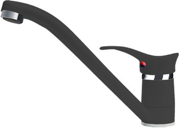 Кухонный смеситель Florentina FL-01 Гамма антрацит