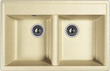 Кухонная мойка DrGans АСТРА-780 дюна кухонная мойка drgans габи 1015х510 x 217 цвет дюна