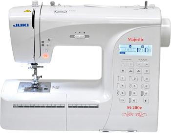 Швейная машина Juki Majestic M-200 E 4946973007454 швейная машина juki hzl f300