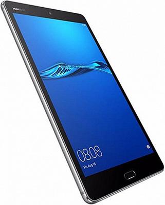 Планшет Huawei MediaPad M3 Lite 8'' 32 Gb серый ultra thin pu leather case cover for huawei mediapad m3 btv w09 btv dl09 8 4 inch tablet cases stylus film