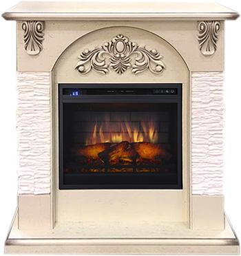 цены на Каминокомплект Royal Flame Chester с очагом vision-18 (слоновая кость) 9333364917267 в интернет-магазинах