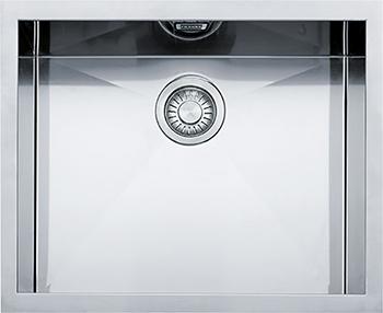 Кухонная мойка FRANKE PPX 110-52 3 5'' под ст вент. lwi 5 ст сталь