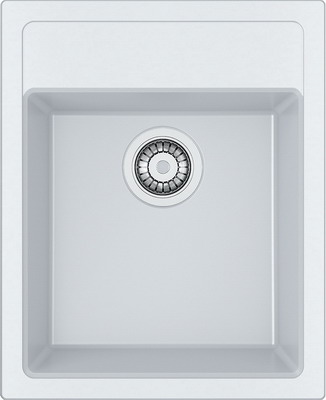 Кухонная мойка FRANKE Sirius SID 610-40 белая 114.0489.179 franke srg 610 белый