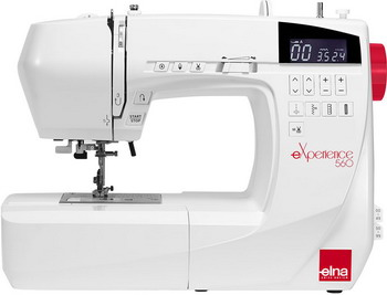 Швейная машина ELNA 560 eXperience цена