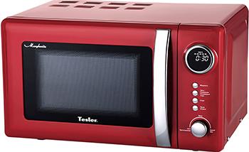Микроволновая печь - СВЧ TESLER ME-2055 RED samsung me 83krw 3 свч печь