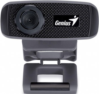 Фото - Web-камера для компьютеров Genius FaceCam 1000X V2 HD 720P/MF/USB 2.0/UVC/MIC (32200223101) веб камера web microsoft lifecam studio usb for business 5wh 00002 черный