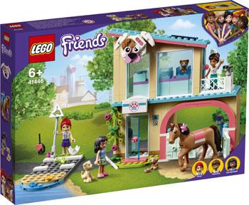 Конструктор Lego FRIENDS ''Ветеринарная клиника Хартлейк-Сити''