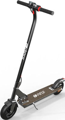 Электросамокат Hiper Slim VX900 черный