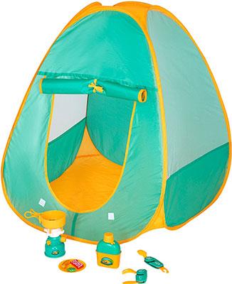 Палатка детская Givito G209-006 ''Набор Туриста'' с набором для пикника 8 предметов