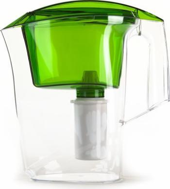 Кувшин Гейзер Аквилон зеленый 3л (62042)
