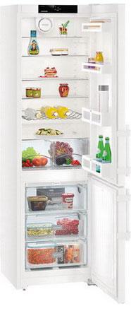 лучшая цена Двухкамерный холодильник Liebherr CN 4015-20