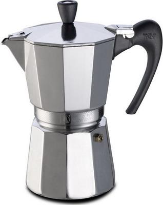 цена Гейзерная кофеварка G.A.T 103403 AROMA VIP 3 чашки онлайн в 2017 году
