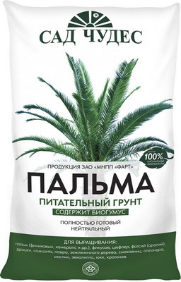 купить Грунт ФАРТ Сад чудес Пальма 82988 дешево