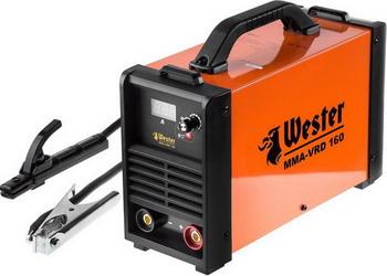 Сварочный аппарат WESTER MMA-VRD 160 цена