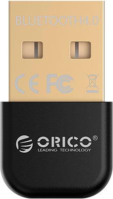 Фото - Bluetooth-адаптер Orico BTA-403 Black bluetooth передатчик orico bta 403 bk black